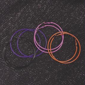 color hoop piece