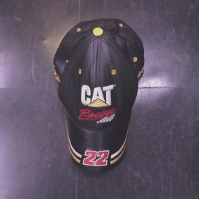 CAT レザーキャップ