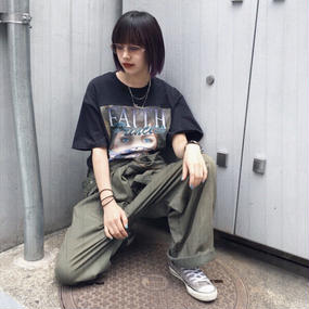 FA8192 FAITH princessTシャツ