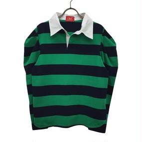 OH0023 パワーショルダーラガーシャツ