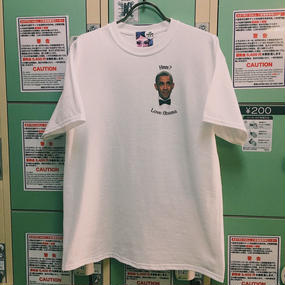 PA30036  LOVE OBAMA Tシャツ