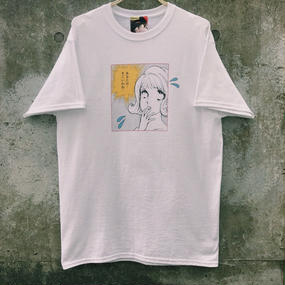 PA30050 エッチなワード漫画Tシャツ₍あなたの...)