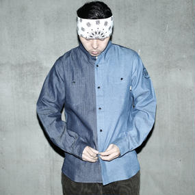 OFFICINE DENIM SHIRT
