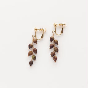 VIBURNUM TINUS NEJIBANE EARRINGS / E_VTB6_T