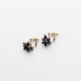 VIBURNUM TINUS NEJIBANE EARRINGS / E_VT7_B