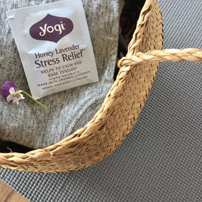 Yogi Tea     Stress relief   honey lavender