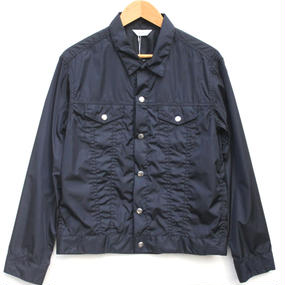 【OH WELL】Nylon  taffeta tracker JKT / ネイビー