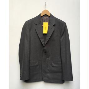 【Riprap】Wool Flannel 3B JKT グレー