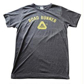 TRIBLEND F&M PRINT TEE / ROAD RUNNER