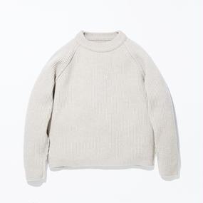 Grand Father Sweater / OATMEAL