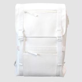 【受注生産アイテム!】Volleyballer's BackPack 2016AW/ビーチバレーボール レザーホワイト