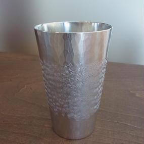 錫 ビアカップ