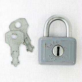 チェコでみつけた南京錠