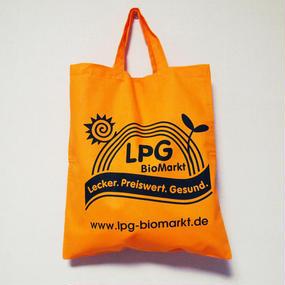 ドイツのエコバッグ LPG BioMarkt