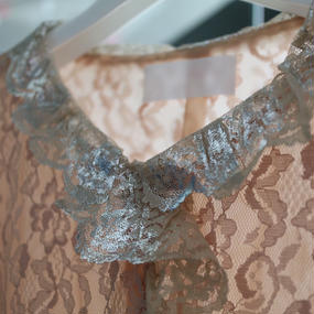 Oun of a kind series gown