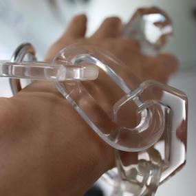 Clarity Chain Bracelet