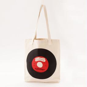 レコードバッグ(赤)