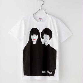 GLIM SPANKY Tシャツ