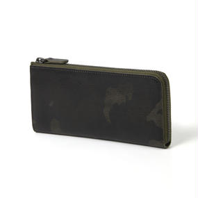 XWLT-TYPE-L-CAMO  L字型長財布 NAVY