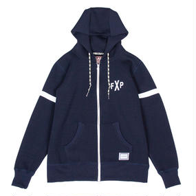 FXP TECH-SWEAT HOODY NAVY