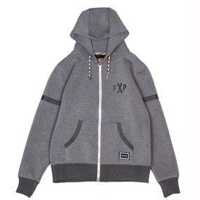 FXP TECH-SWEAT HOODY GRAY