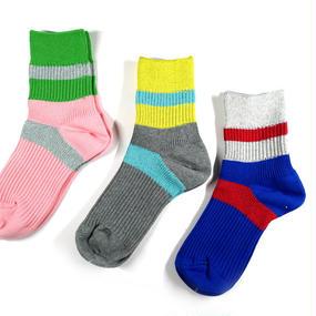 ayame  アヤメ  ソックス Sports lines socks AYM008/1601/S
