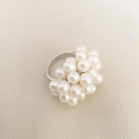 Freshwaterpearl Ring -A