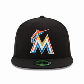 59FIFTY MLB On-Field Game Miami Marlins