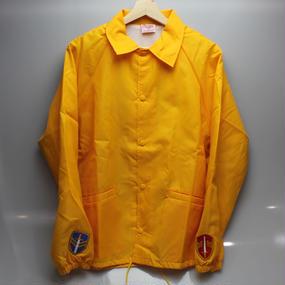 INFIELDER DESIGN   Cardinal coach jacket   YELLOW  type 2 - size M -