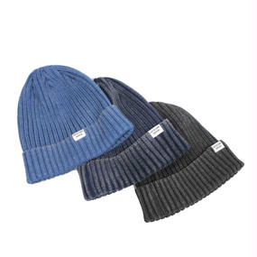 INFIELDER DESIGN      Wash Cotton Knit Cap 2