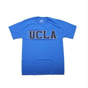 UCLA CHAMPION TEE  BLUE×NAVY  -SIZE M -