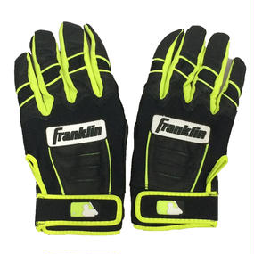 Franklin  フランクリン CFX PRO GLOVE   BLACK×YELOW
