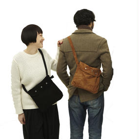 INFIELDER DESIGN  Western Shoulder Bag