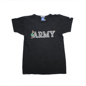 COPY CAT   -コピーキャット-  OLD SHORT SLEEVE T  BLACK -size M-