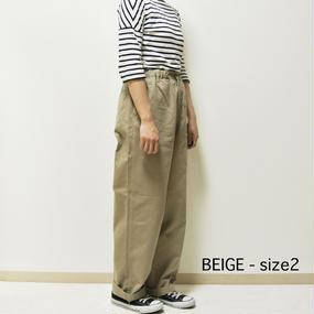BIG CHINO PANTS(ビッグチノ) A11714