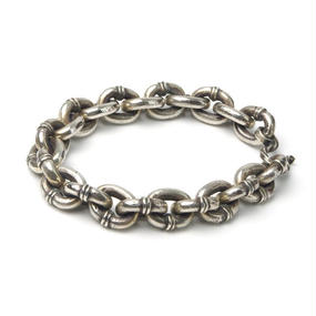 "Silver925 HB-2-S ""IRON"" Bracelet"