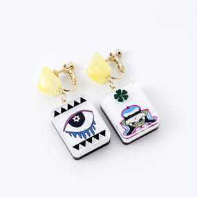 MIRAGE EARRING(Yellow)