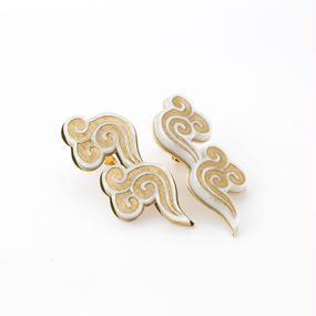 MIRAGE EARRING(Gold)