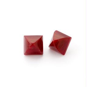 Pyramid Pierce(Marble Red)
