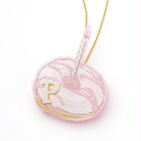 【PACHI PACHI FACTORY×High-Me TOKYO】Memorial donut Necklace《Berry》
