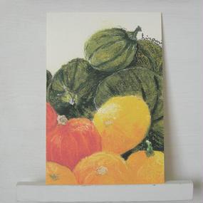 postcard / squash