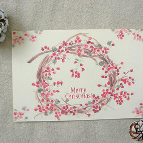 クリスマス・ポストカード 01