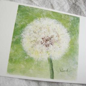 postcard / たんぽぽ