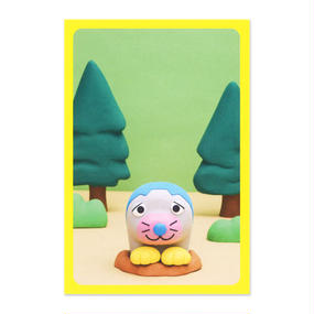 ウェルモ プロマイドポストカード 01