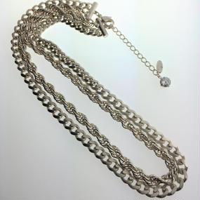 parallele necklace (SV)