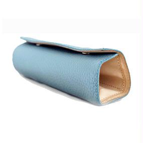 Roll pen case/Aqua(ロール ペンケース)