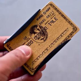 Smart Money Clip black
