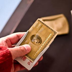 smart money clip (silver)