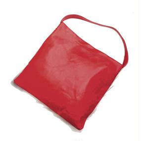 Shoulder Tote Bag/red