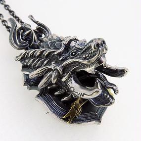 [anima-pendant]ハンティングトロフィーシリーズ   AncientDragon-竜の牙